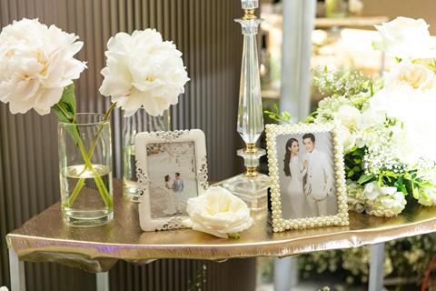 Dương Khắc Linh sáng tác ca khúc dành riêng cho vợ vào ngày cưới - Ảnh 9.