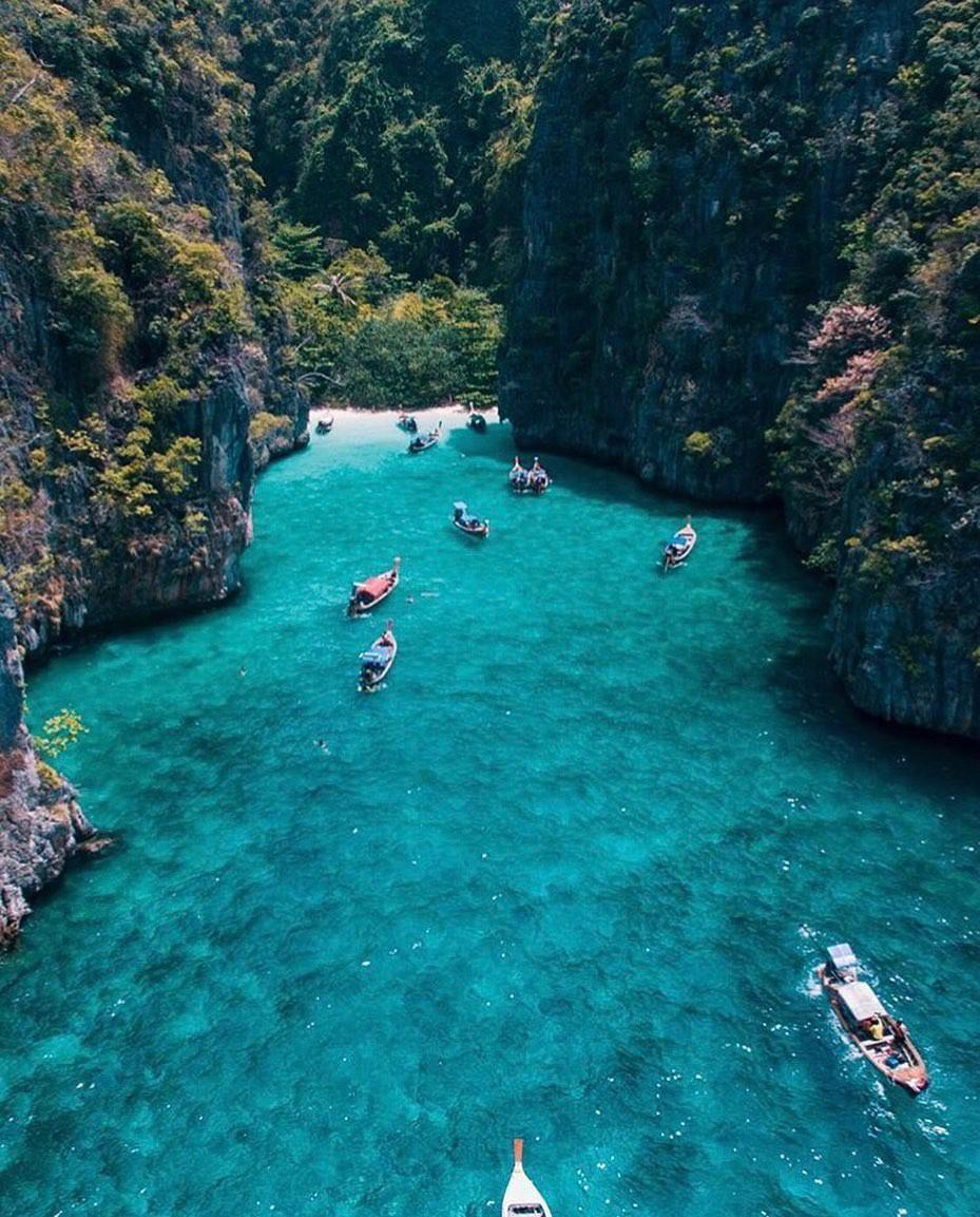 Khám phá những hòn đảo đẹp không lối về ở Thái Lan - Ảnh 1.