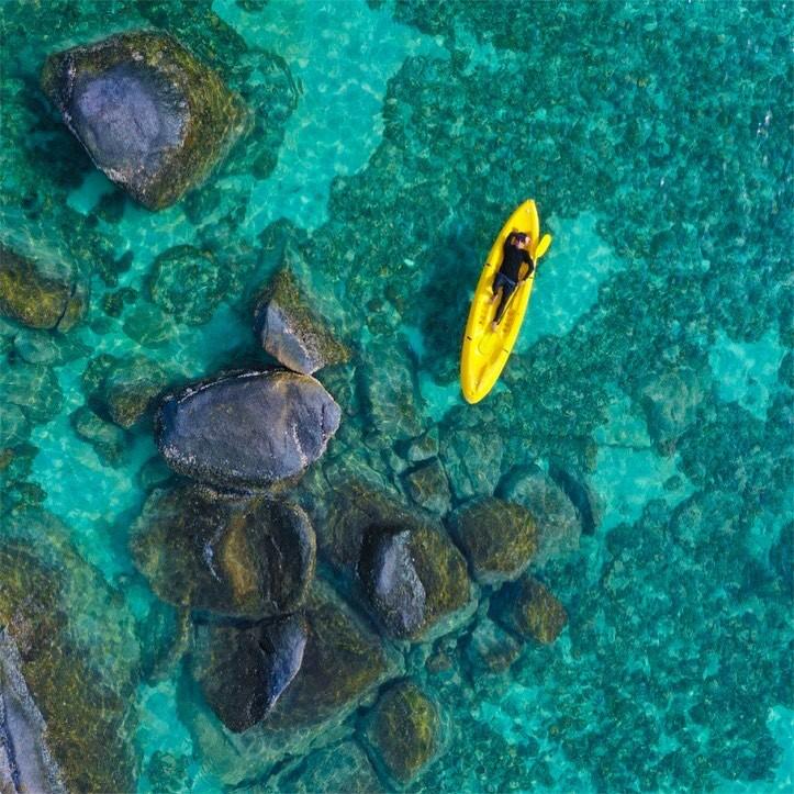 Khám phá những hòn đảo đẹp không lối về ở Thái Lan - Ảnh 10.