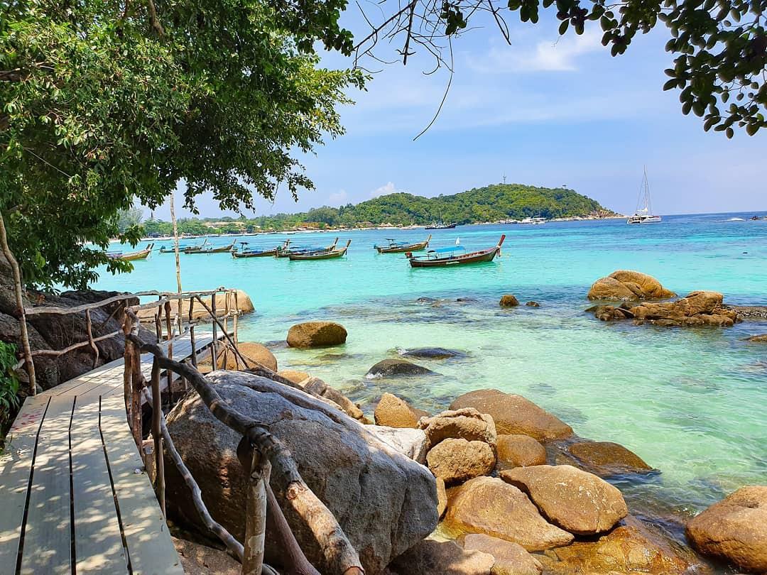 Khám phá những hòn đảo đẹp không lối về ở Thái Lan - Ảnh 11.