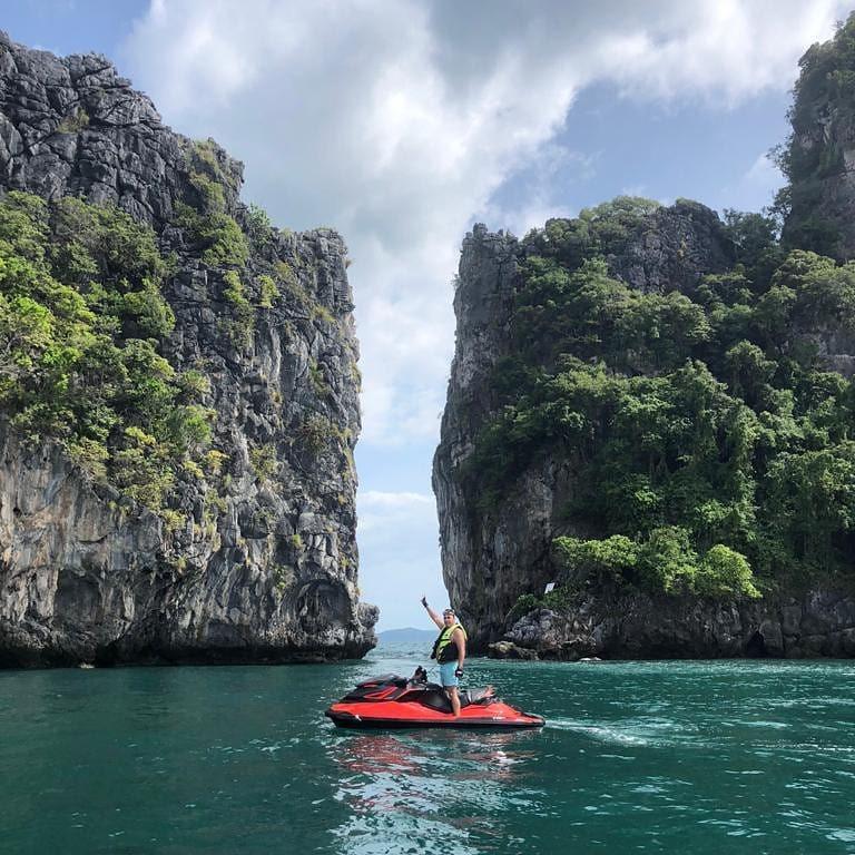 Khám phá những hòn đảo đẹp không lối về ở Thái Lan - Ảnh 2.