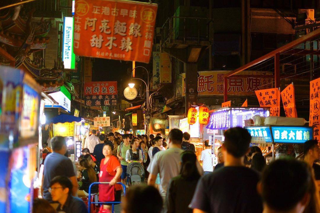Ăn no căng bụng tại những khu chợ đêm sầm uất nhất Đài Loan - Ảnh 3.
