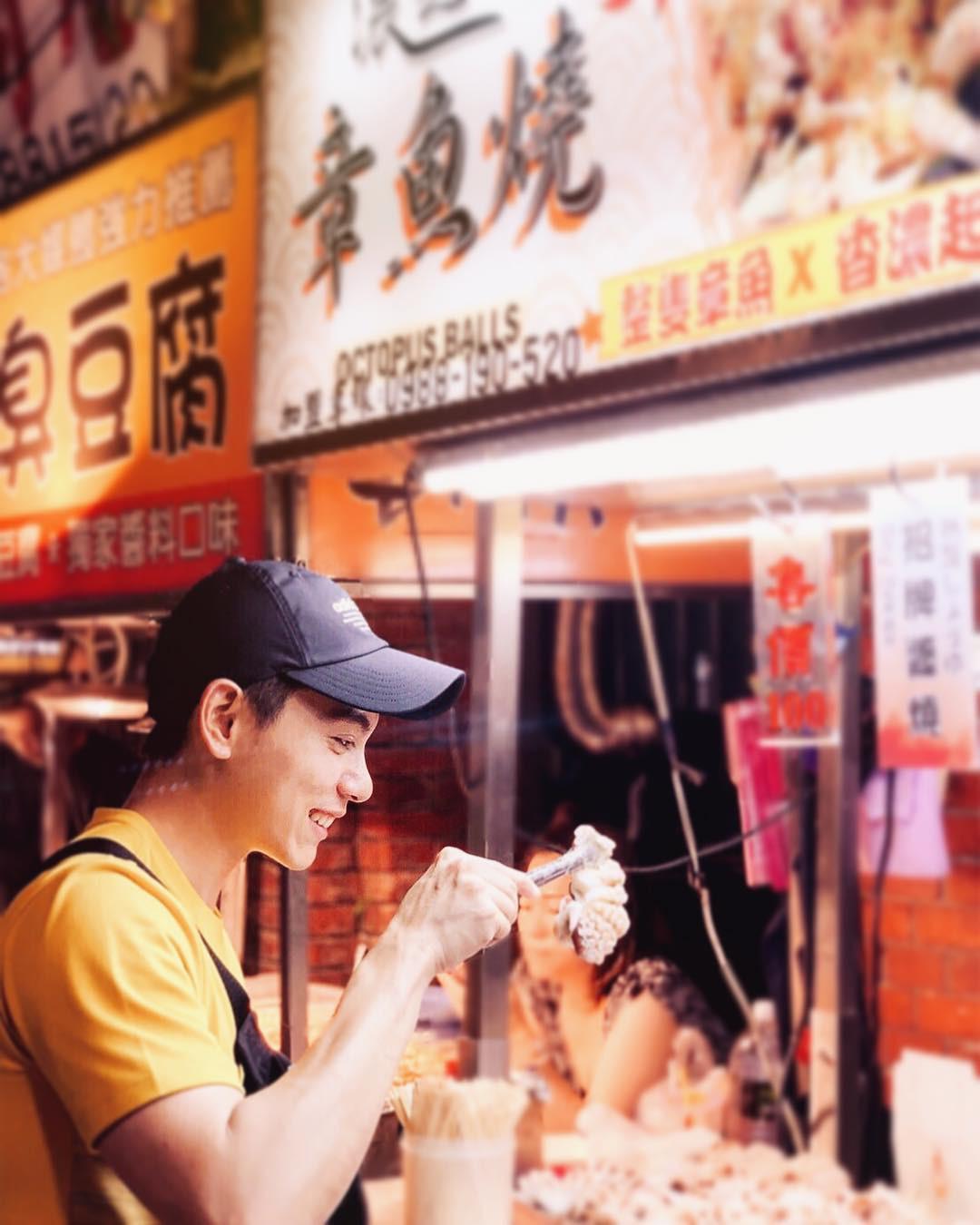 Ăn no căng bụng tại những khu chợ đêm sầm uất nhất Đài Loan - Ảnh 4.