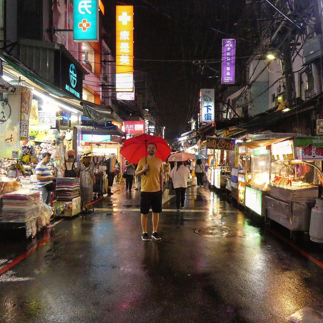 Ăn no căng bụng tại những khu chợ đêm sầm uất nhất Đài Loan - Ảnh 5.
