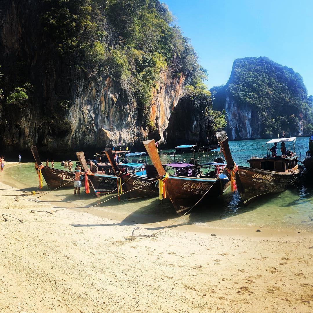 Khám phá những hòn đảo đẹp không lối về ở Thái Lan - Ảnh 6.