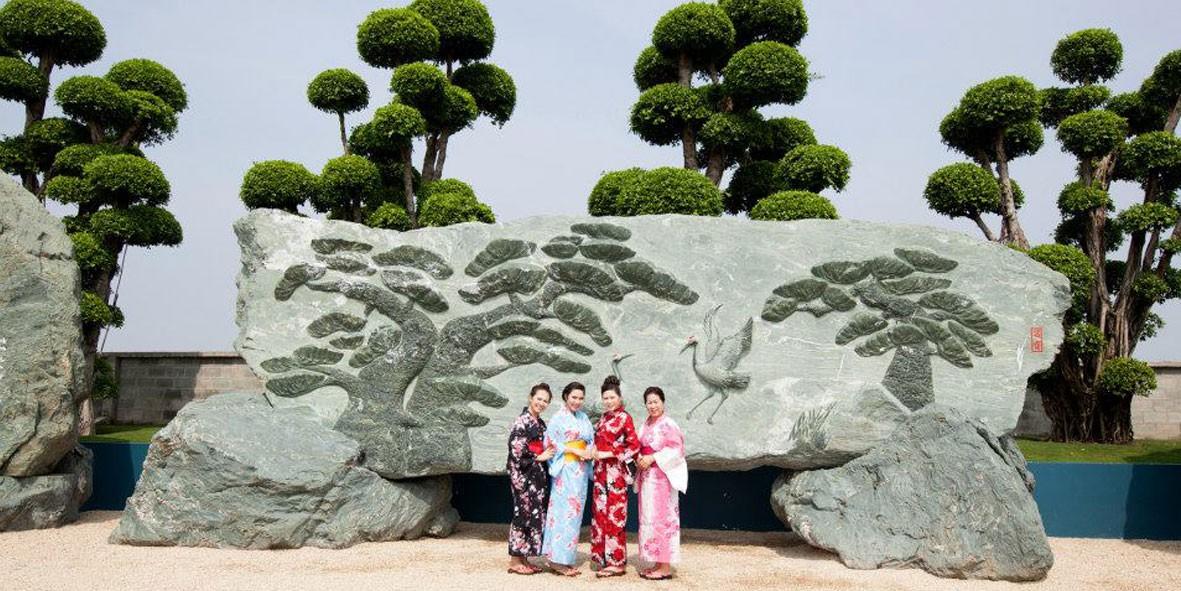 """Du lịch """"xứ Phù Tang"""" ngay tại Việt Nam - Ảnh 8."""