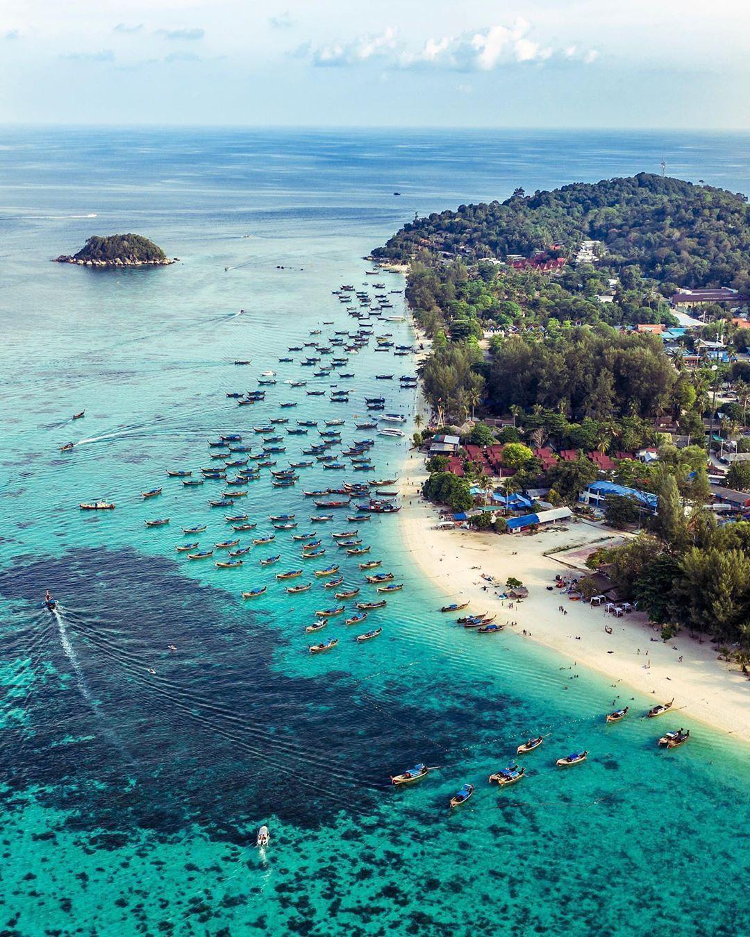 Khám phá những hòn đảo đẹp không lối về ở Thái Lan - Ảnh 9.