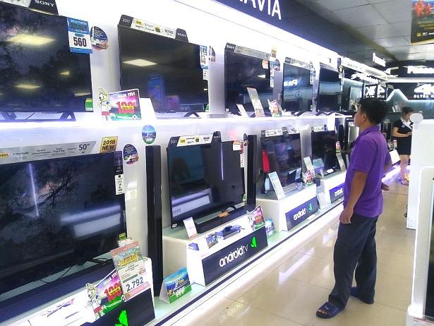 Mua tv