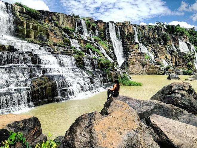 Tên thác Pongour ở Lâm Đồng có ý nghĩa gì? - Ảnh 2.