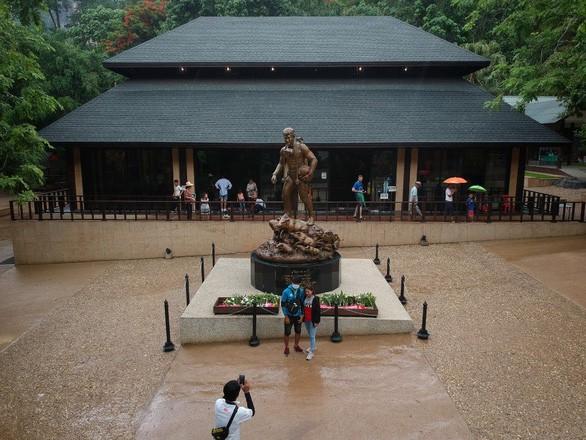 Cuộc giải cứu thần kì đưa hang Tham Luang vào bản đồ du lịch Thái Lan - Ảnh 3.