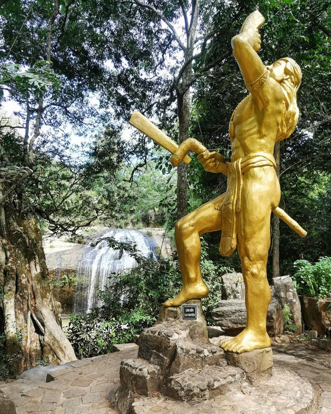 Tên thác Pongour ở Lâm Đồng có ý nghĩa gì? - Ảnh 6.
