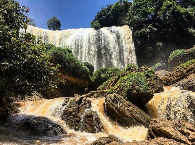 Tên thác Pongour ở Lâm Đồng có ý nghĩa gì? - Ảnh 7.
