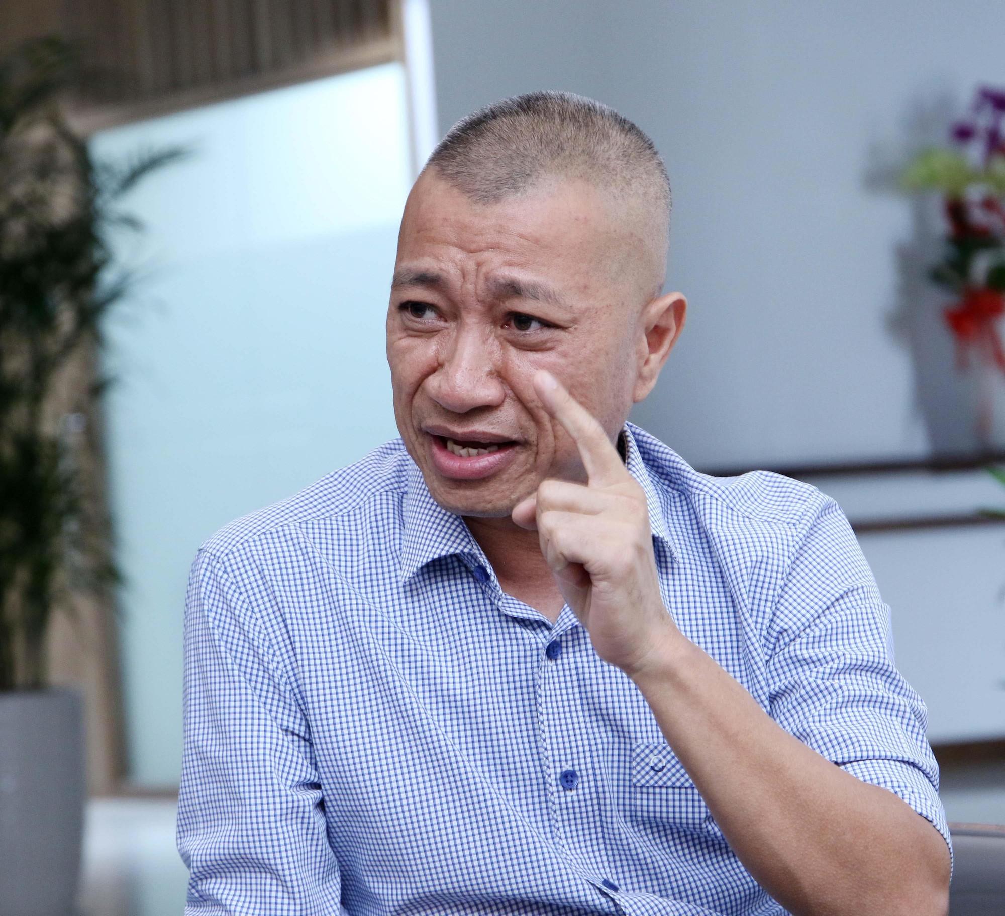 CEO Bách hóa Xanh: 'Mở cửa hàng bán rau, tháng thu 2 tỷ nghe điên rồ' - Ảnh 1.