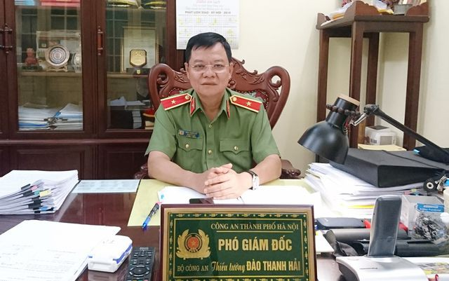 Phó Giám đốc Công an Hà Nội nói về cái khó trong quản lý taxi công nghệ - Ảnh 1.