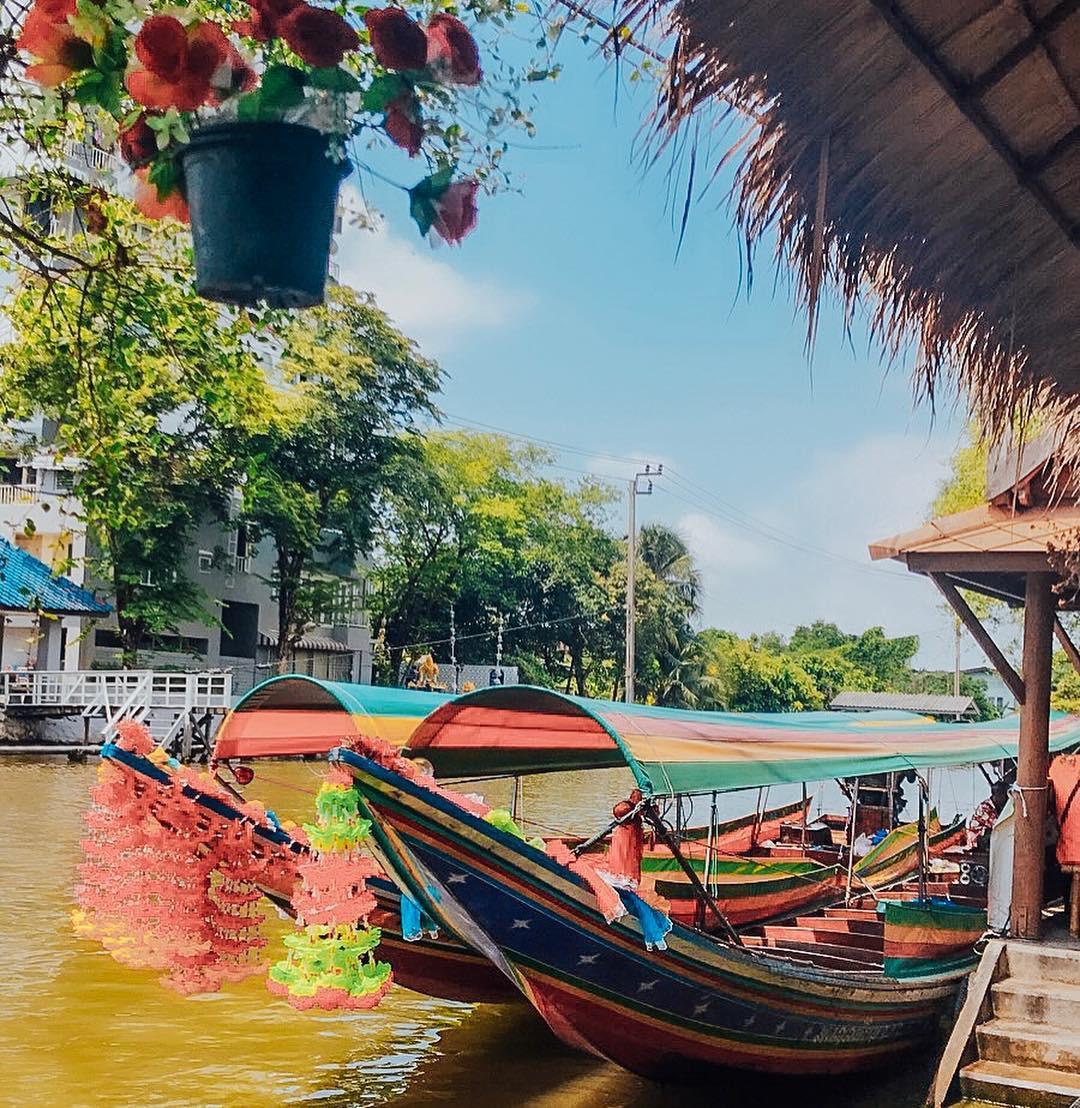 Chơi quên lối về tại những khu chợ nổi nhất định phải ghé ở Bangkok - Ảnh 18.