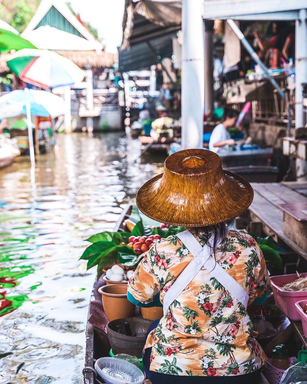 Chơi quên lối về tại những khu chợ nổi nhất định phải ghé ở Bangkok - Ảnh 19.
