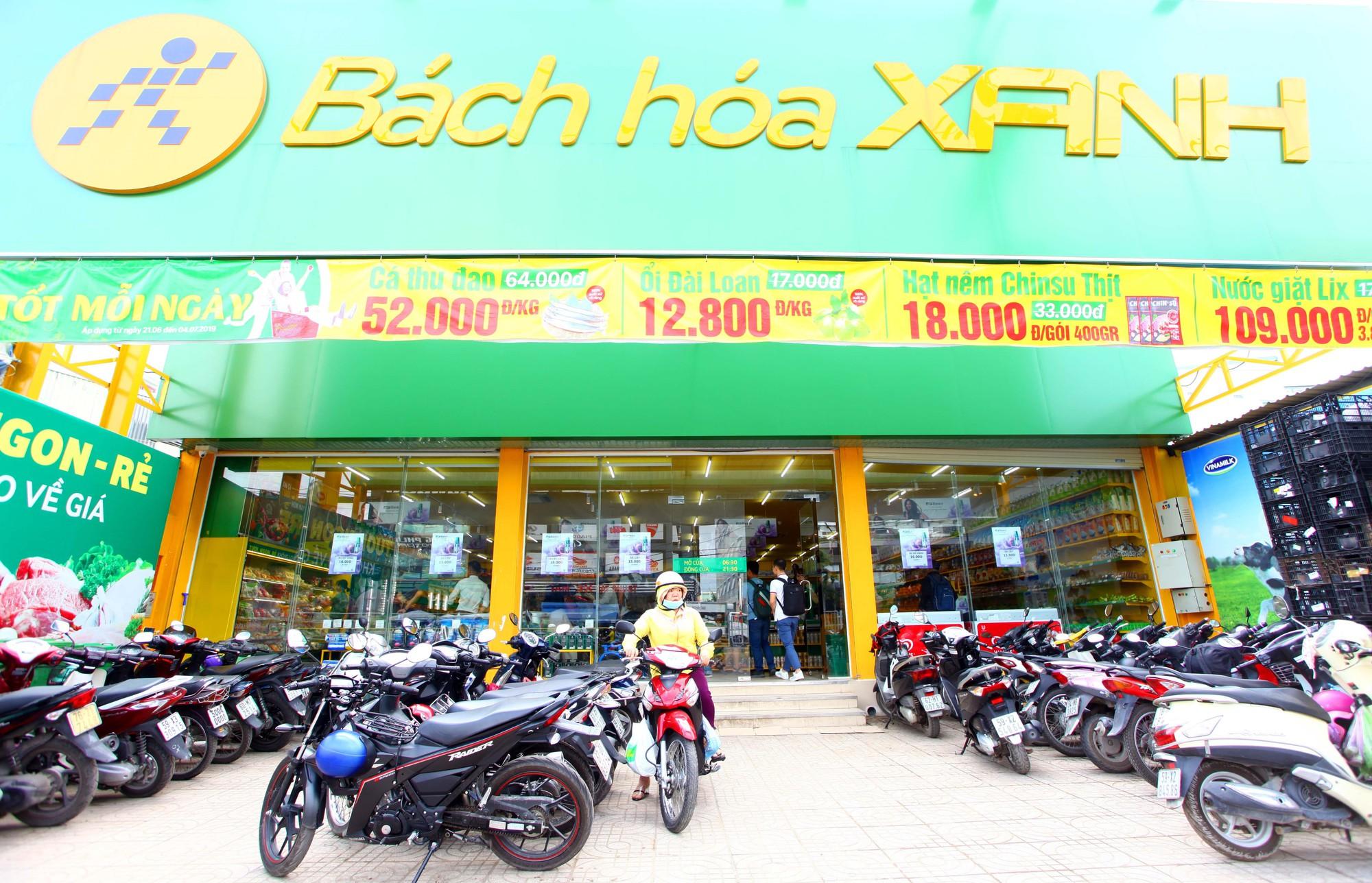 CEO Bách hóa Xanh: 'Mở cửa hàng bán rau, tháng thu 2 tỷ nghe điên rồ' - Ảnh 2.