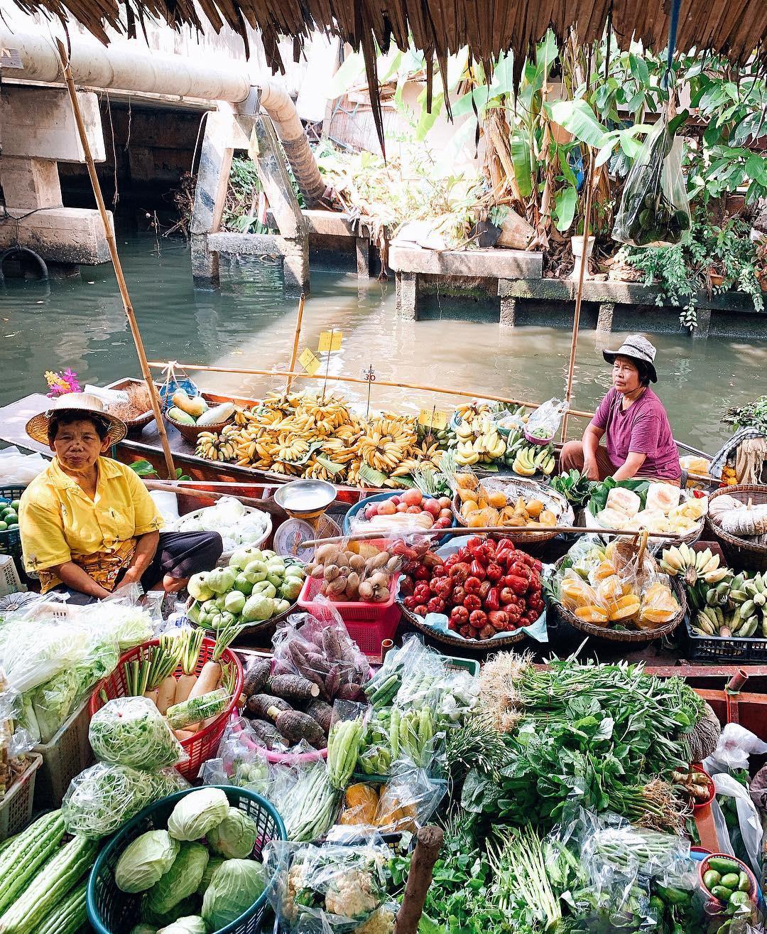 Chơi quên lối về tại những khu chợ nổi nhất định phải ghé ở Bangkok - Ảnh 23.