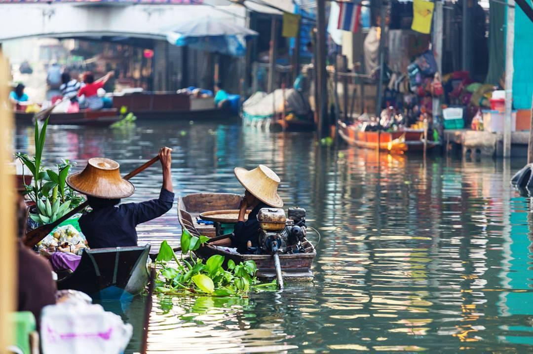 Chơi quên lối về tại những khu chợ nổi nhất định phải ghé ở Bangkok - Ảnh 25.