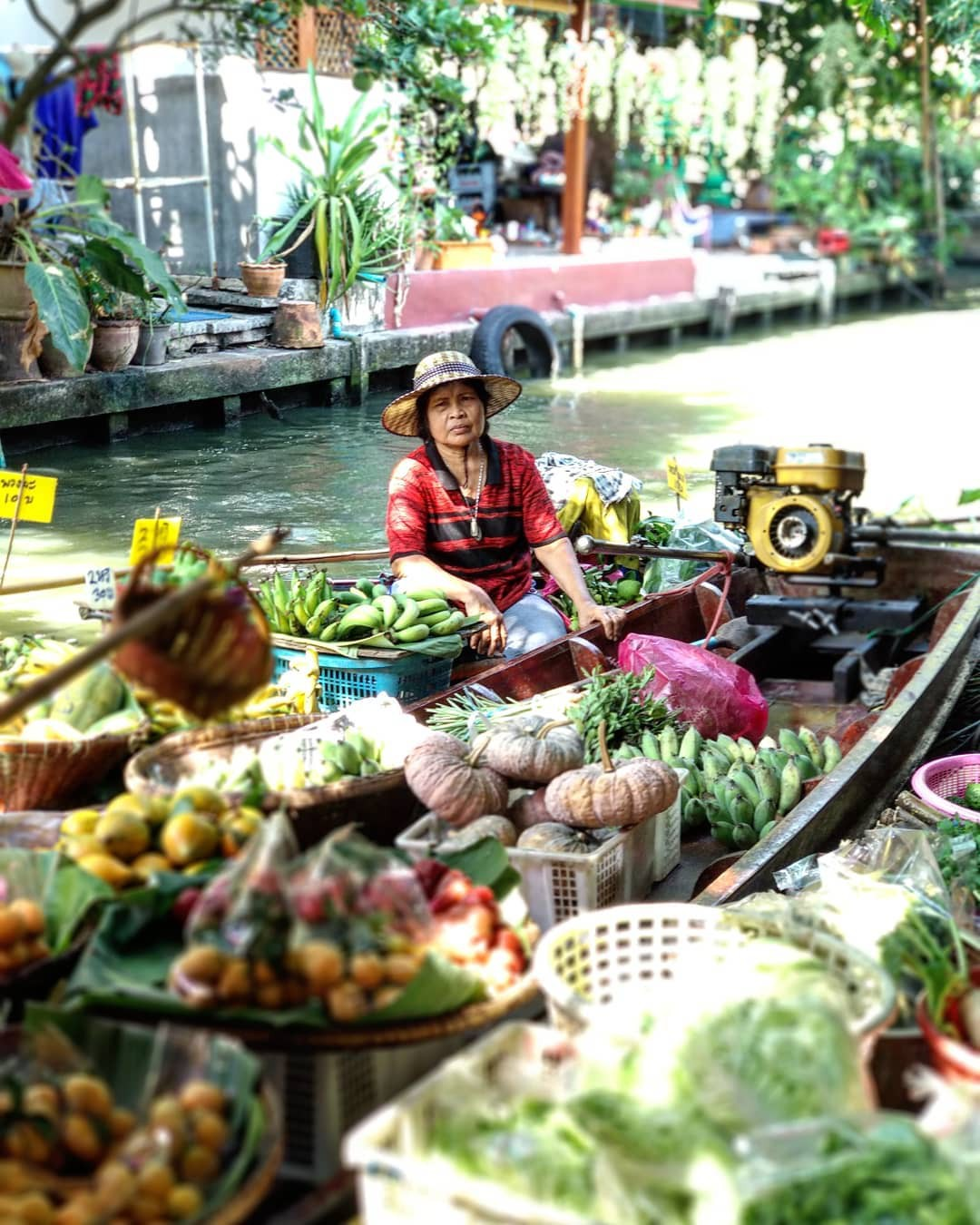 Chơi quên lối về tại những khu chợ nổi nhất định phải ghé ở Bangkok - Ảnh 26.