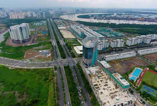 Ông Lê Thanh Hải từ chối nói về dự án Thủ Thiêm: 'Giờ tôi hưu rồi...' - Ảnh 2.