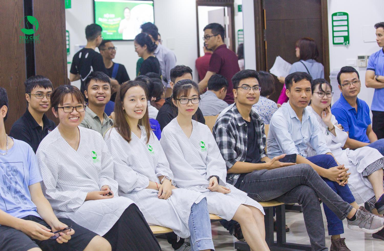 Bùng nổ ưu đãi, siêu khuyến mại: Ngày hội sức khỏe gia đình - Bệnh viện ĐKQT Thu Cúc - Ảnh 4.