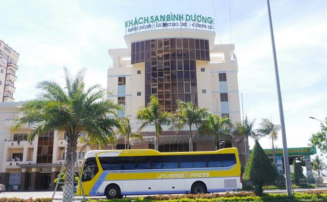 'Bứng' 3 khách sạn ngàn tỉ ven biển Quy Nhơn: Người dân hân hoan - Ảnh 1.