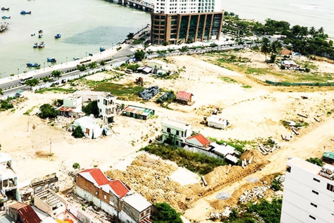 Khánh Hòa lại cho chuyển nhượng 'khu đất vàng' cồn Tân Lập - Ảnh 1.