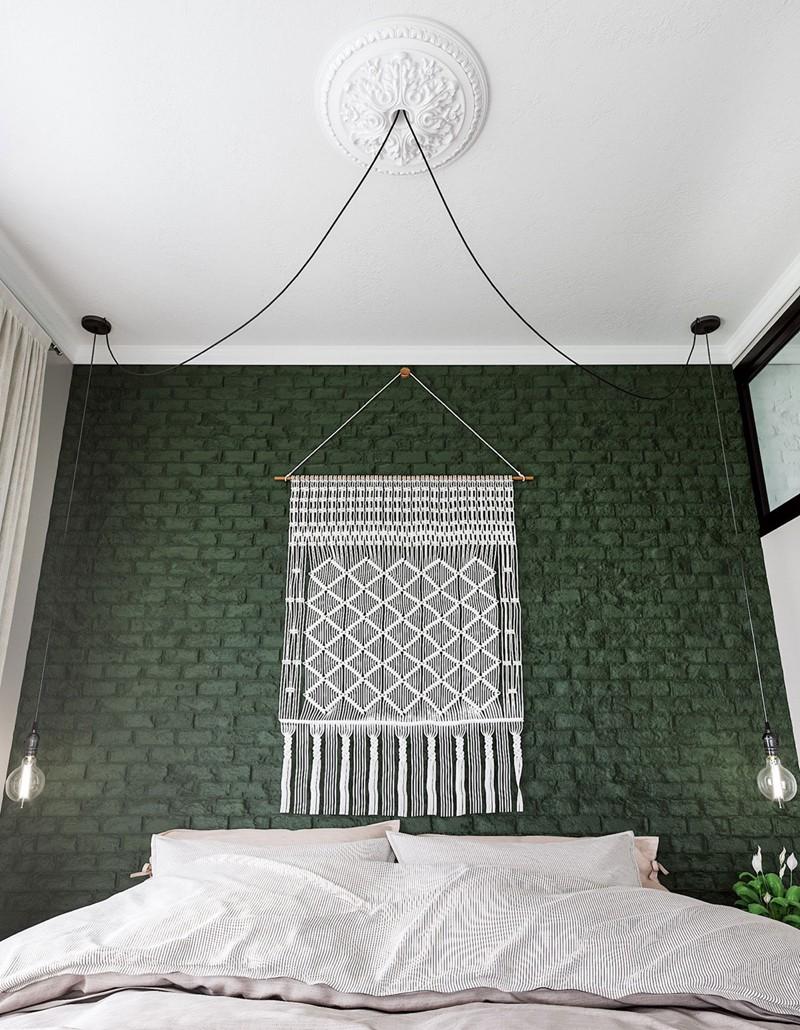 Căn hộ nhỏ, đẹp có cách bố trí nội thất đơn giản - Ảnh 7.