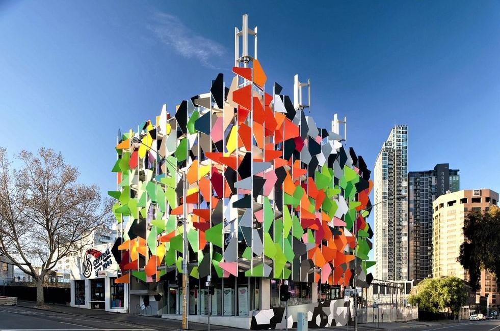 Pixel-Building