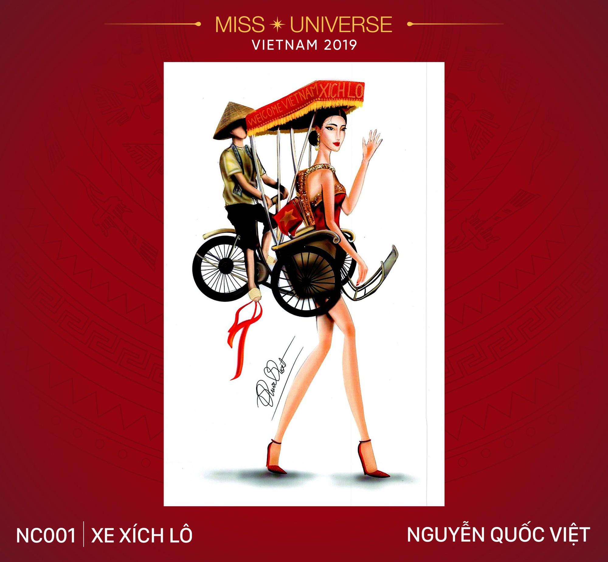 15 ý tưởng táo bạo dễ khiến Hoàng Thùy lọt Top tại Miss Universe 2019 - Ảnh 2.