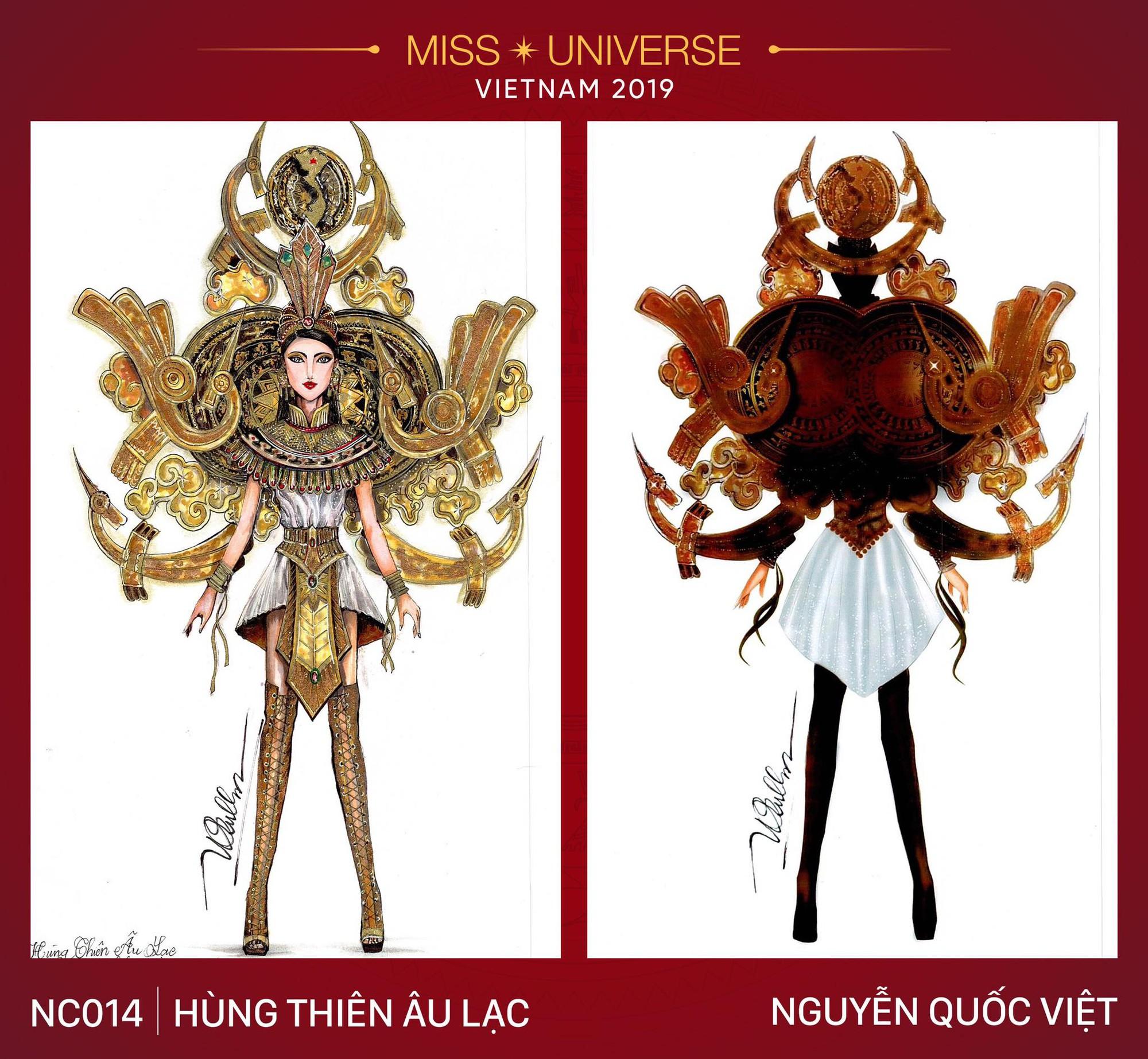 15 ý tưởng táo bạo dễ khiến Hoàng Thùy lọt Top tại Miss Universe 2019 - Ảnh 6.