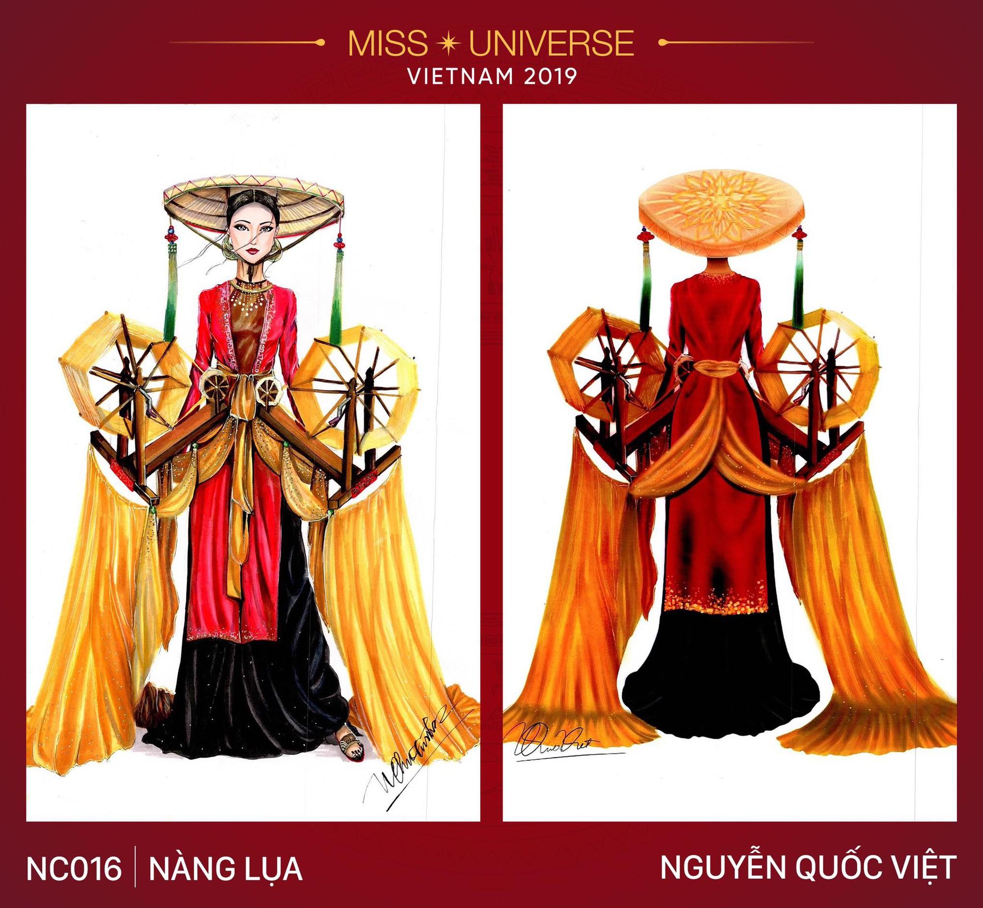 15 ý tưởng táo bạo dễ khiến Hoàng Thùy lọt Top tại Miss Universe 2019 - Ảnh 7.