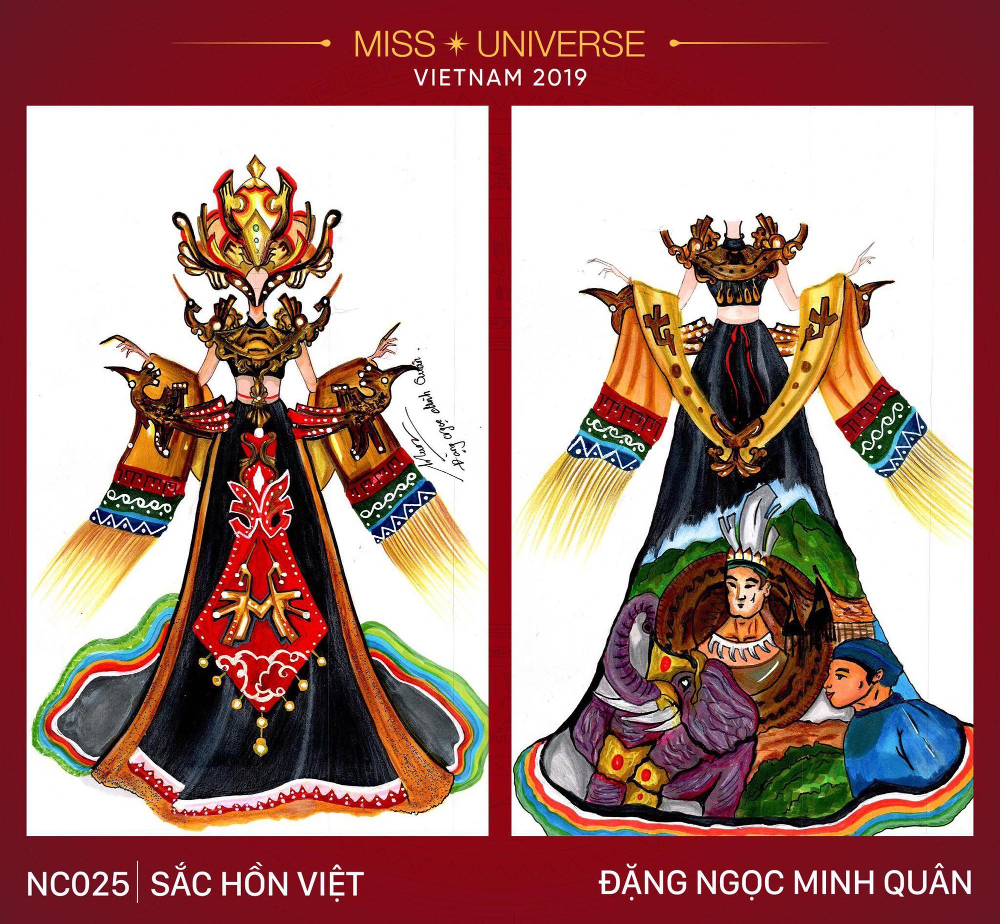 15 ý tưởng táo bạo dễ khiến Hoàng Thùy lọt Top tại Miss Universe 2019 - Ảnh 11.