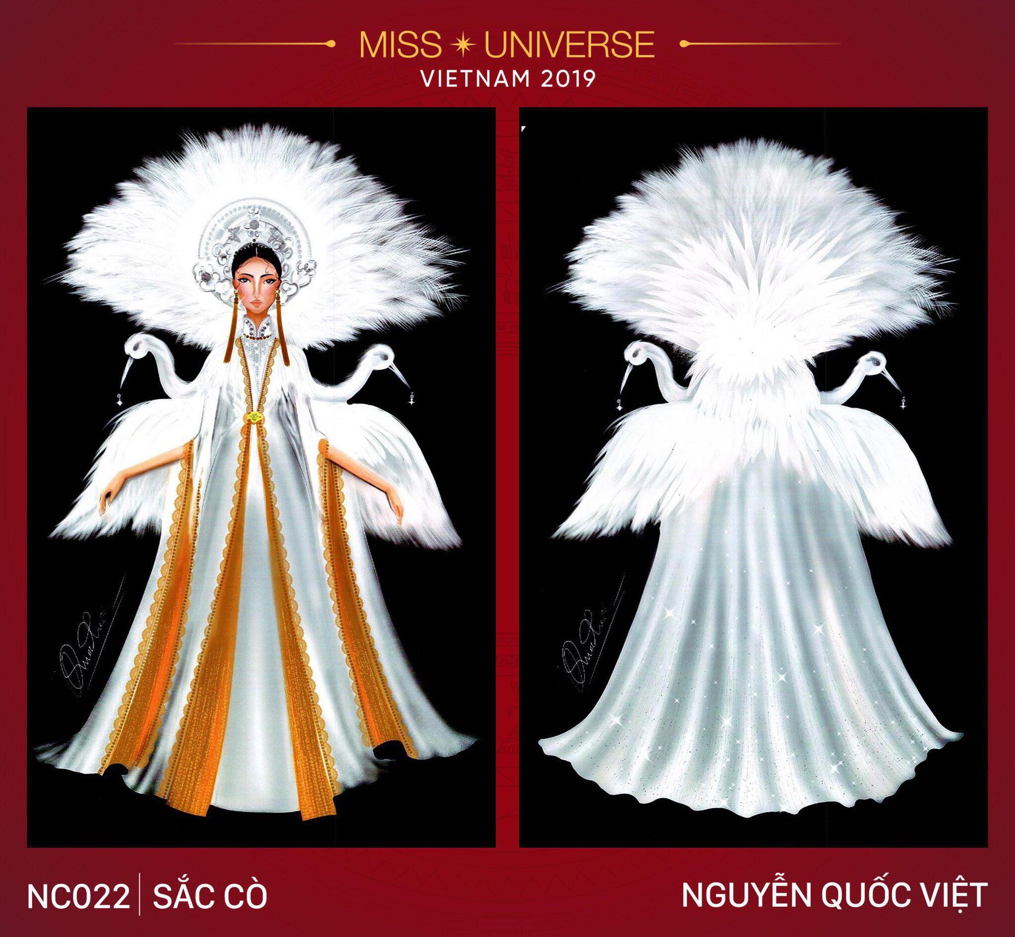 15 ý tưởng táo bạo dễ khiến Hoàng Thùy lọt Top tại Miss Universe 2019 - Ảnh 12.
