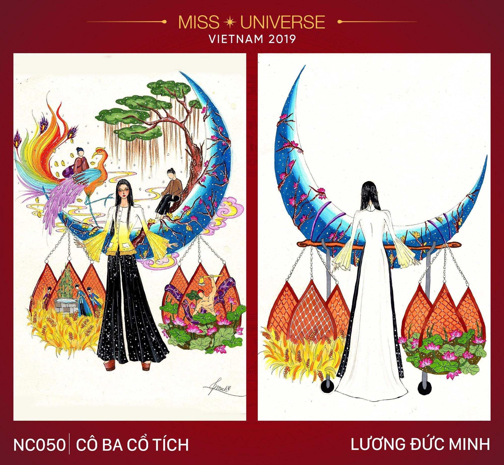 15 ý tưởng táo bạo dễ khiến Hoàng Thùy lọt Top tại Miss Universe 2019 - Ảnh 13.