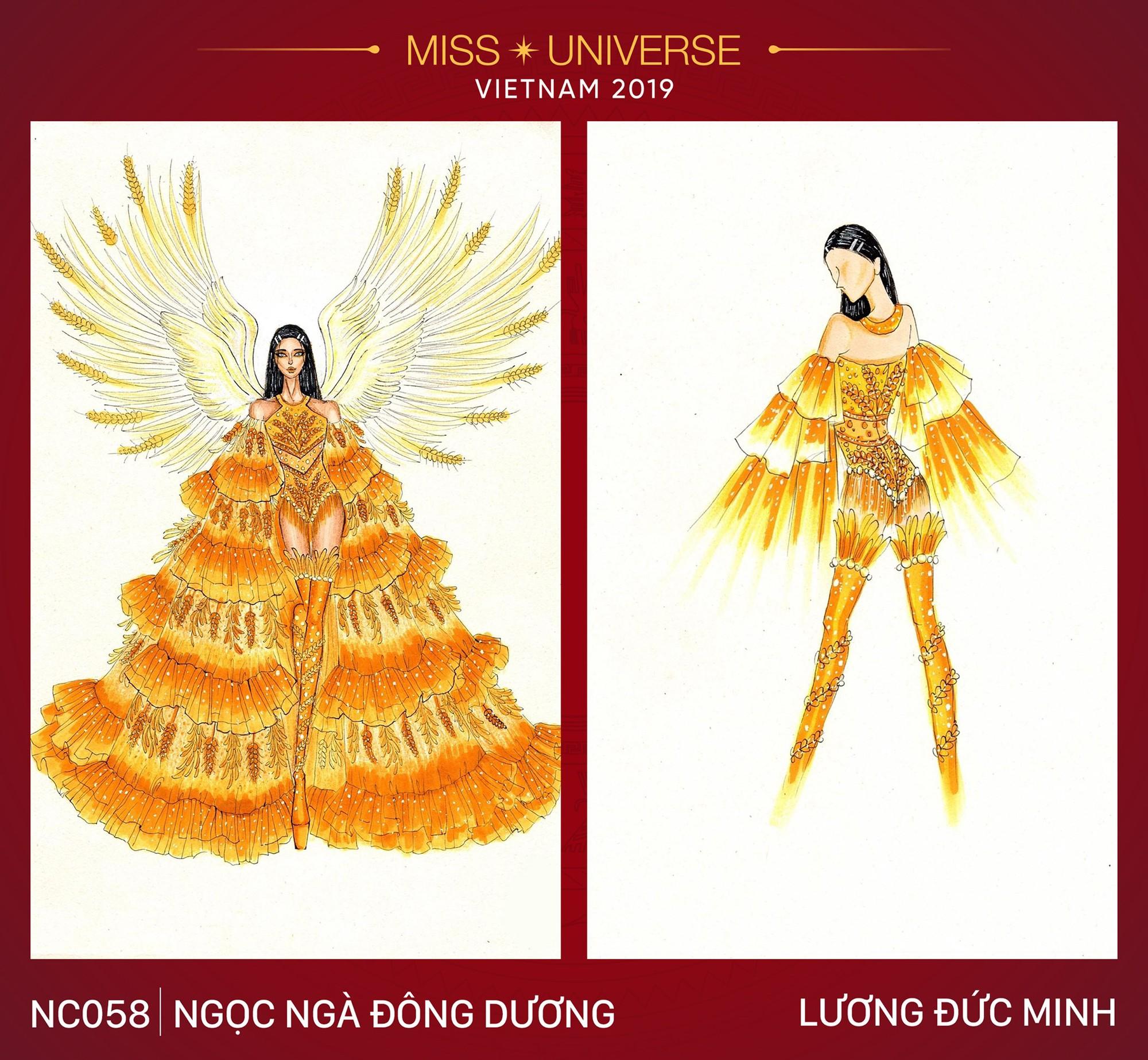 15 ý tưởng táo bạo dễ khiến Hoàng Thùy lọt Top tại Miss Universe 2019 - Ảnh 14.