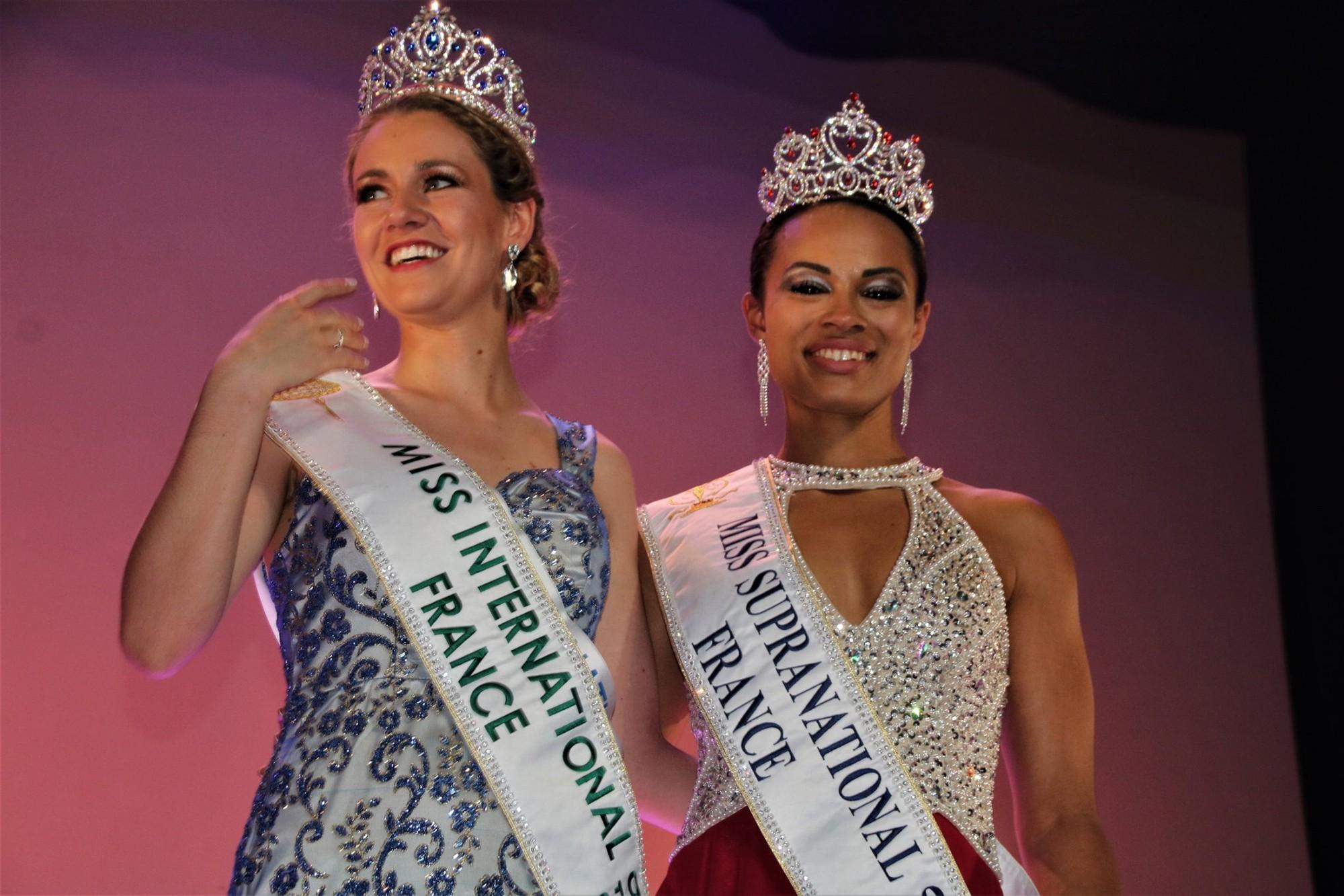 Vẻ đẹp đài các của Hoa hậu Quốc tế Pháp 2019  - Ảnh 8.