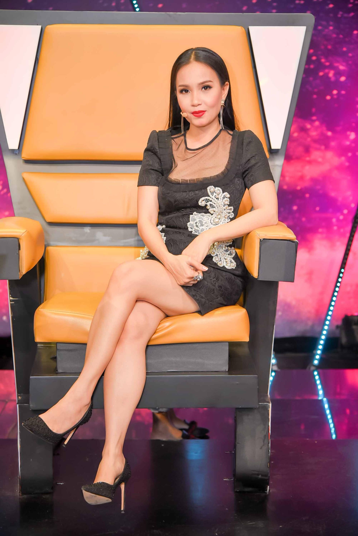 Quang Lê, Minh Tuyết đấu khẩu trên sóng truyền hình, quyết tâm giành chiến thắng khi làm huấn luyện viên - Ảnh 6.