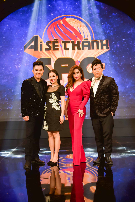 Quang Lê, Minh Tuyết đấu khẩu trên sóng truyền hình, quyết tâm giành chiến thắng khi làm huấn luyện viên - Ảnh 2.