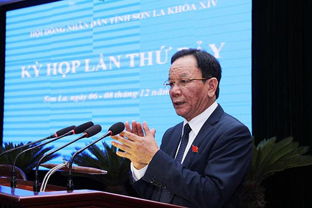 Gian lận thi cử Sơn La: Cảnh cáo phó chủ tịch tỉnh, đề nghị kỷ luật giám đốc Sở GD&ĐT - Ảnh 2.