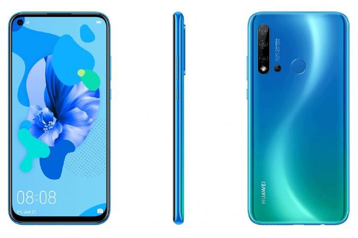 Bất chấp lệnh cấm, Huawei vẫn cho ra mắt smartphone mới - Ảnh 1.