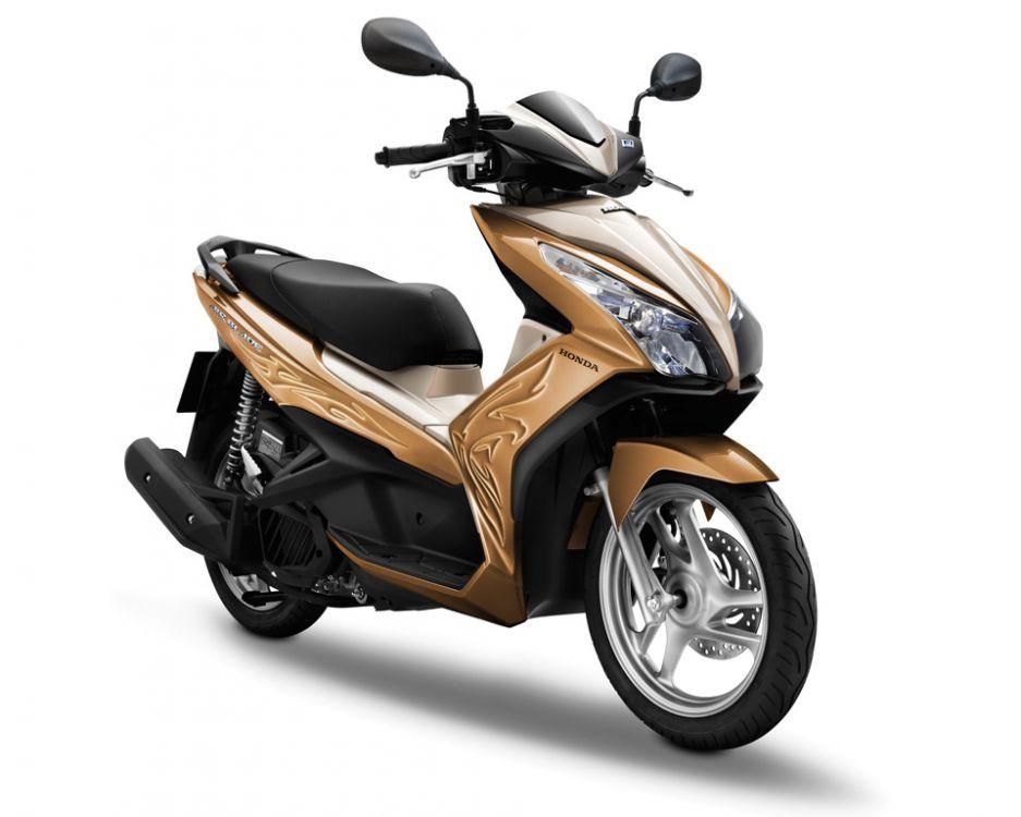 Giá xe máy Honda ngày 4/6/2019: Honda AirBlade đang có giá dưới 50 triệu đồng - Ảnh 2.