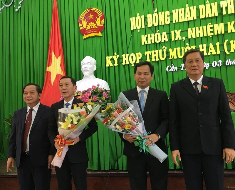 Cần Thơ có tân Chủ tịch UBND TP - Ảnh 1.