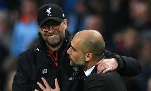 Guardiola gọi điện cho Klopp ngay sau chung kết Champions League - Ảnh 1.