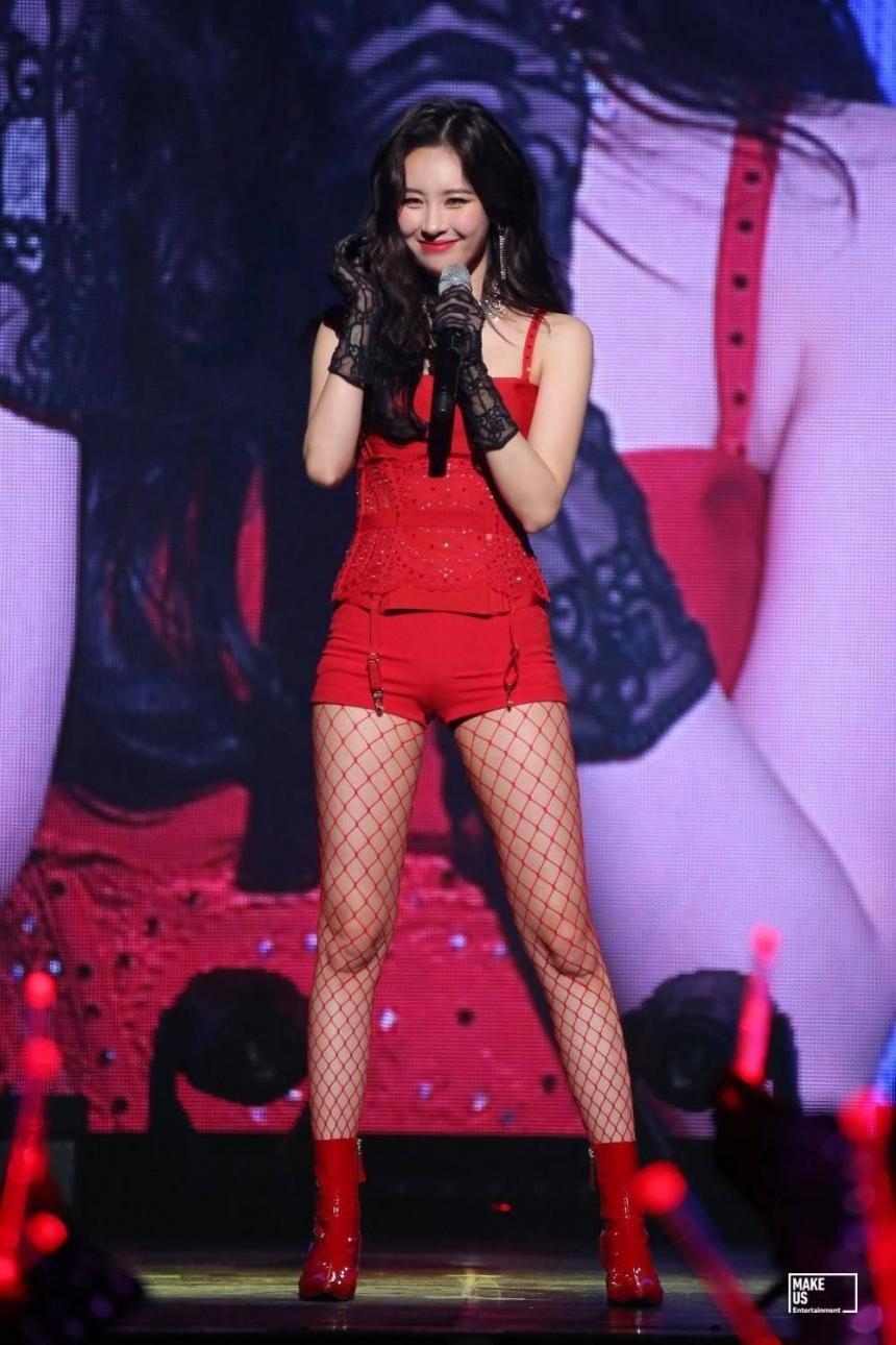 Những mĩ nhân Kpop sở hữu thân hình siêu nóng bỏng khiến fan muốn giảm cân đón hè ngay tức khắc - Ảnh 11.