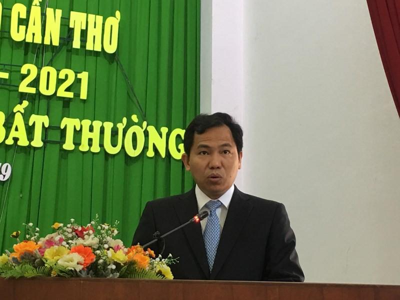Cần Thơ có tân Chủ tịch UBND TP - Ảnh 2.