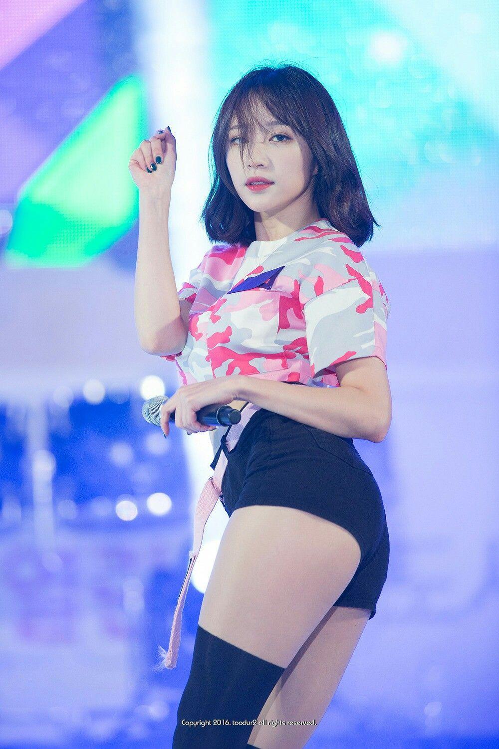 Những mĩ nhân Kpop sở hữu thân hình siêu nóng bỏng khiến fan muốn giảm cân đón hè ngay tức khắc - Ảnh 24.