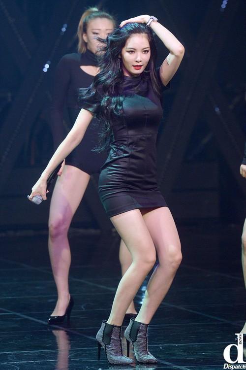 Những mĩ nhân Kpop sở hữu thân hình siêu nóng bỏng khiến fan muốn giảm cân đón hè ngay tức khắc - Ảnh 3.