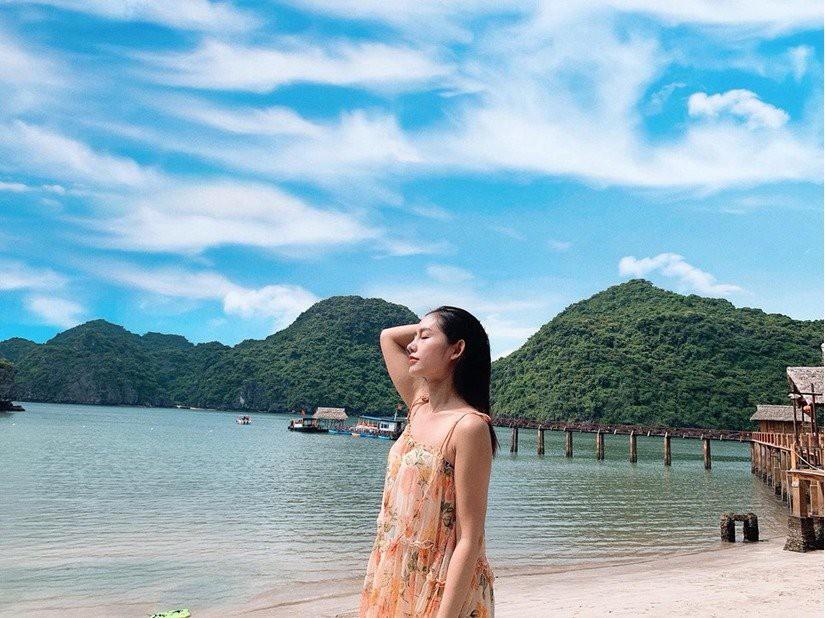 Kinh nghiệm du lịch vịnh Lan Hạ - biển xanh cát trắng ngay gần Hà Nội - Ảnh 10.
